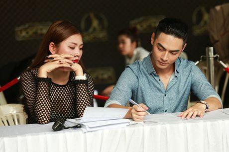 Chung Huyen Thanh goi cam thap tung nguoi yeu di thi hat - Anh 3