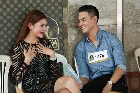 Chung Huyen Thanh goi cam thap tung nguoi yeu di thi hat - Anh 4
