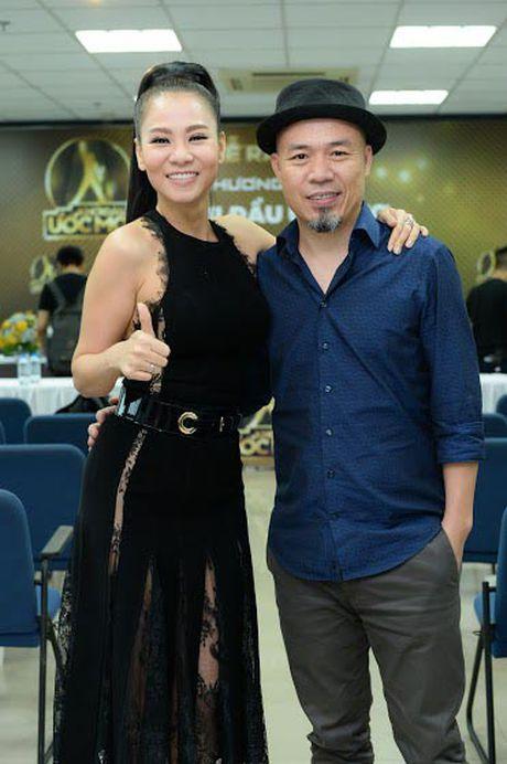 Chung Huyen Thanh goi cam thap tung nguoi yeu di thi hat - Anh 9