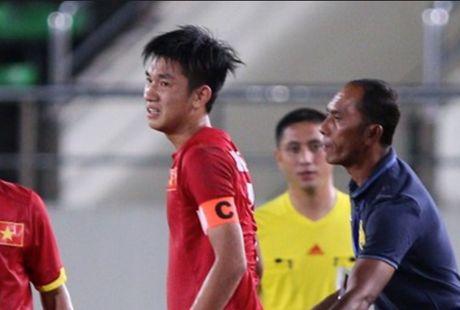 DIEM TIN SANG (18.10): U19 Viet Nam nhan lien 2 'hung tin' - Anh 1