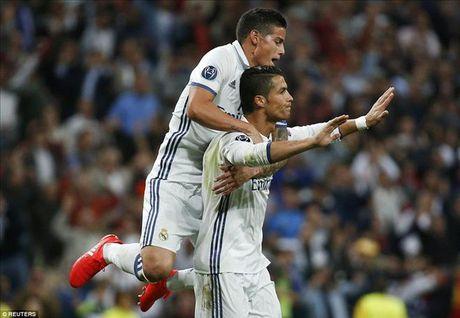 01h45 ngay 19/10, Real Madrid vs Legia Warszawa: Bernabeu mo hoi - Anh 1