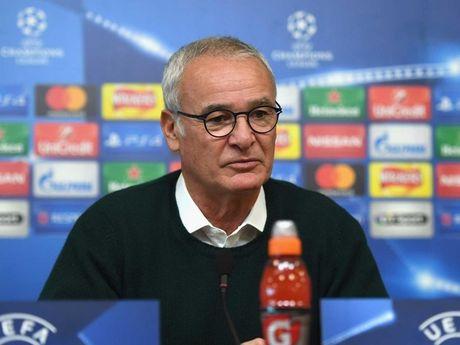Leicester nen tap trung tru hang hon la da Champions League - Anh 1