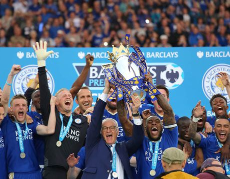 Leicester nen tap trung tru hang hon la da Champions League - Anh 2