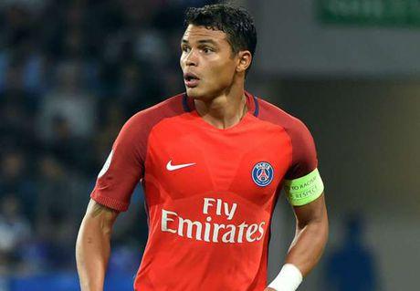 Dai dien Thiago Silva canh bao PSG: Gia han hoac chia tay! - Anh 1