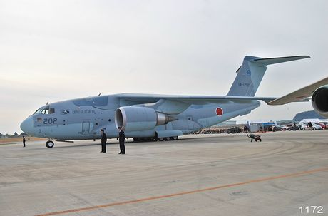 Sieu co van tai Kawasaki C-2 Nhat Ban kho 'de' hang loat - Anh 3