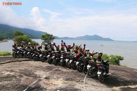 Honda Winner 150 'phuot' 650 km chinh phuc cuc Dong - Anh 14