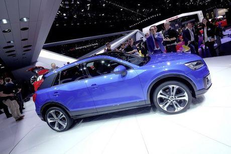 'Lo hang' tai Viet Nam - Crossover mini Audi Q2 moi co gi? - Anh 10