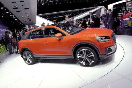 'Lo hang' tai Viet Nam - Crossover mini Audi Q2 moi co gi? - Anh 3