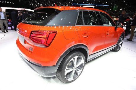 'Lo hang' tai Viet Nam - Crossover mini Audi Q2 moi co gi? - Anh 4