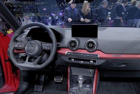 'Lo hang' tai Viet Nam - Crossover mini Audi Q2 moi co gi? - Anh 5
