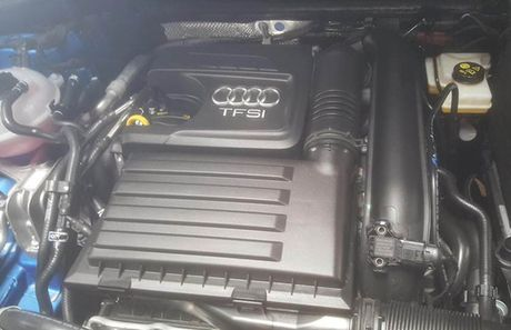 'Lo hang' tai Viet Nam - Crossover mini Audi Q2 moi co gi? - Anh 9