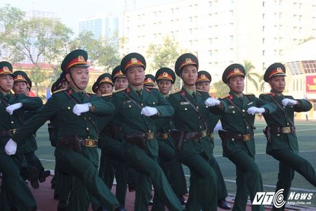 Man nhan Hoc vien An Ninh Nhan dan dieu binh hoanh trang - Anh 10