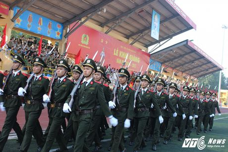 Man nhan Hoc vien An Ninh Nhan dan dieu binh hoanh trang - Anh 11
