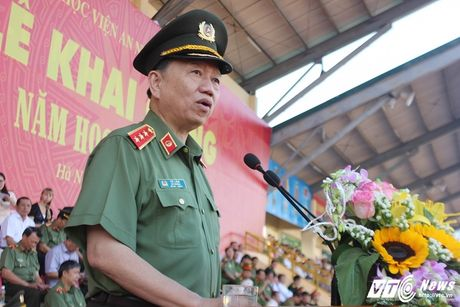 Man nhan Hoc vien An Ninh Nhan dan dieu binh hoanh trang - Anh 12