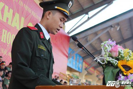 Man nhan Hoc vien An Ninh Nhan dan dieu binh hoanh trang - Anh 14