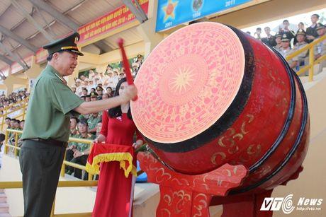 Man nhan Hoc vien An Ninh Nhan dan dieu binh hoanh trang - Anh 15