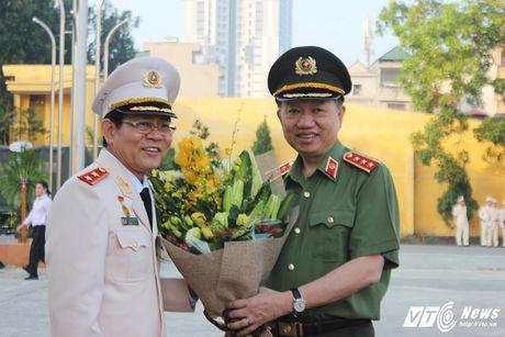 Man nhan Hoc vien An Ninh Nhan dan dieu binh hoanh trang - Anh 1