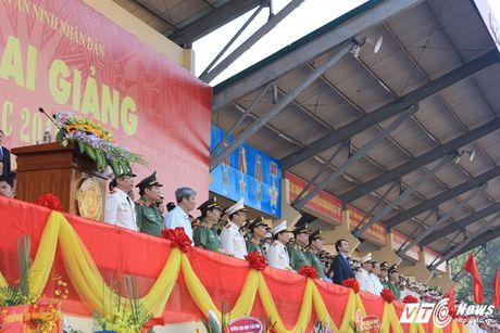 Man nhan Hoc vien An Ninh Nhan dan dieu binh hoanh trang - Anh 2
