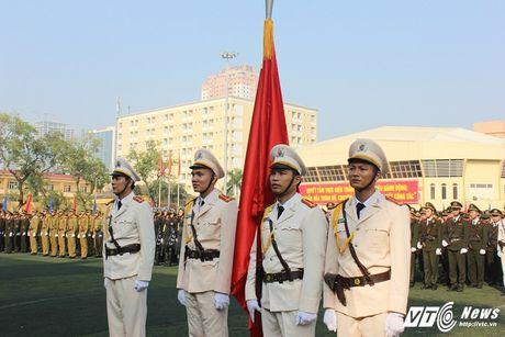 Man nhan Hoc vien An Ninh Nhan dan dieu binh hoanh trang - Anh 3