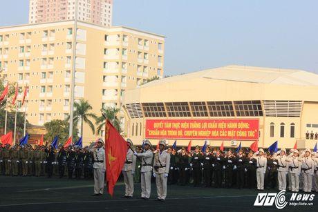 Man nhan Hoc vien An Ninh Nhan dan dieu binh hoanh trang - Anh 4