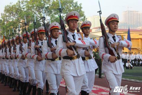 Man nhan Hoc vien An Ninh Nhan dan dieu binh hoanh trang - Anh 5