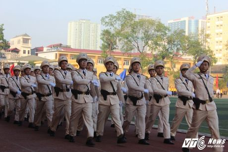 Man nhan Hoc vien An Ninh Nhan dan dieu binh hoanh trang - Anh 6