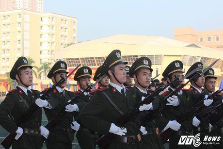 Man nhan Hoc vien An Ninh Nhan dan dieu binh hoanh trang - Anh 7
