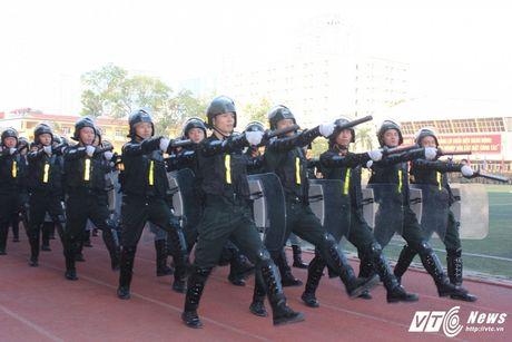 Man nhan Hoc vien An Ninh Nhan dan dieu binh hoanh trang - Anh 8