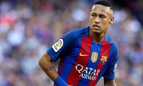 Barcelona 'troi chan' Neymar bang hop dong khung - Anh 1