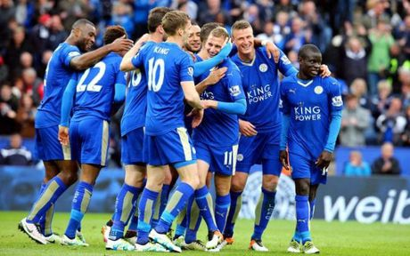 Leicester buong NHA, tap trung cho Champions League - Anh 1
