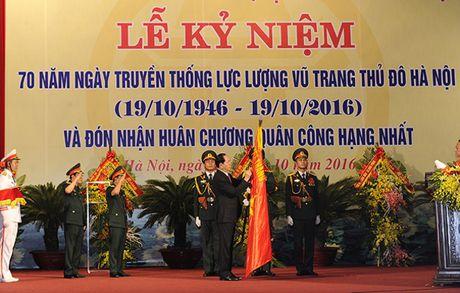 LLVT khong de bi dong, bat ngo, bao ve tuyet doi an toan Thu do Ha Noi - Anh 1