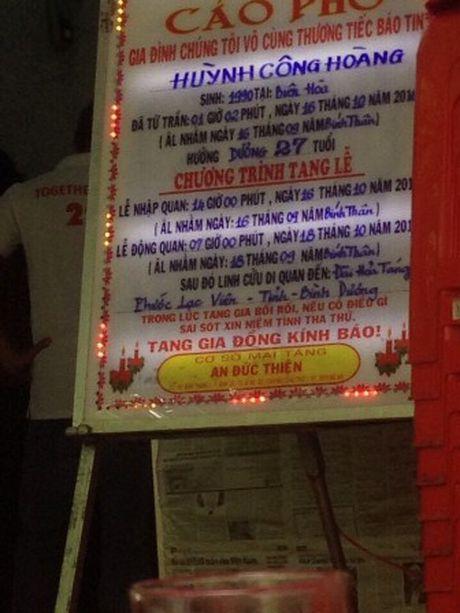 Vu an mang tai quan bar Tip Top, Bien Hoa – Dong Nai: Can dieu tra, xac minh lam ro hung thu - Anh 1