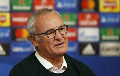 Ranieri: 'Cau thu Leicester la con nguoi, khong phai cai may' - Anh 1
