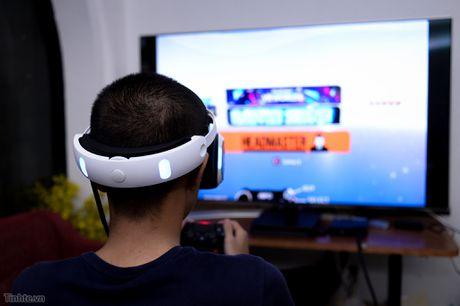 Trai nghiem thiet bi choi game thuc te ao Playstation VR: phan cung tot, chat luong hinh anh kha,... - Anh 8