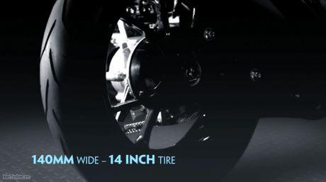 Thong tin so khoi ve Yamaha NVX - dong co BlueCore 155cc, ABS truoc, Smartkey, cop 25 lit... - Anh 4