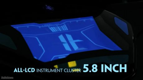 Thong tin so khoi ve Yamaha NVX - dong co BlueCore 155cc, ABS truoc, Smartkey, cop 25 lit... - Anh 9