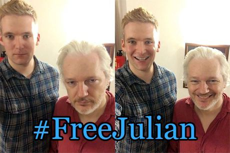 Ecuador tro mat voi chu trang WikiLeaks? - Anh 1