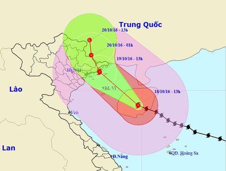 Bao so 7 giat cap 16 ap sat Quang Ninh-Hai Phong - Anh 1