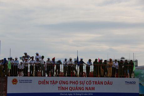 Quang Nam ung pho su co tran dau - Anh 12