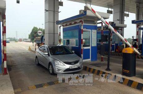 Giam sat thu phi tai tram Bac Thang Long-Noi Bai - Anh 1