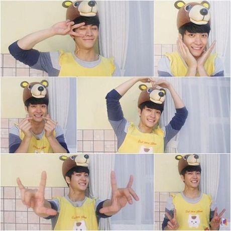Can canh guong mat that khong son phan cua Kang Tae Oh - Anh 9
