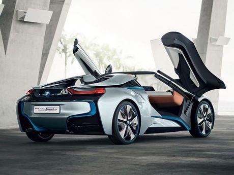 BMW i8 sap co them phien ban mui tran sieu sang - Anh 2