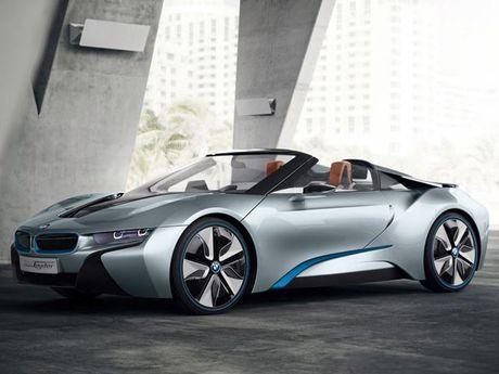 BMW i8 sap co them phien ban mui tran sieu sang - Anh 4