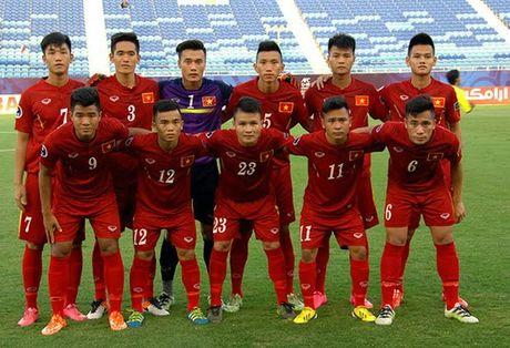 U19 Viet Nam hoa UAE trong tiec nuoi - Anh 1