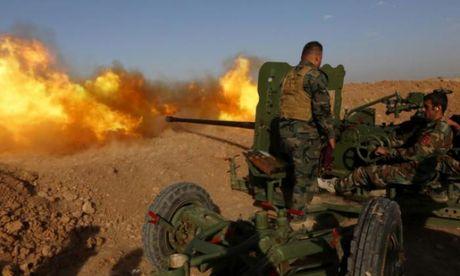 Iraq: IS phan cong quan doi Iraq khien 70 binh si thiet mang - Anh 1