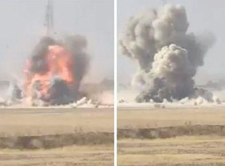 Iraq: IS phan cong quan doi Iraq khien 70 binh si thiet mang - Anh 2