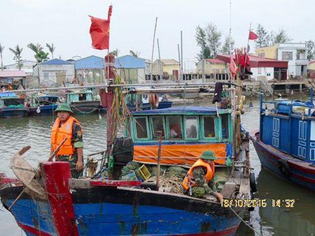 Pho Thu tuong Trinh Dinh Dung kiem tra cong tac phong, chong bao so 7 tai Hai Phong - Anh 5