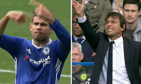 "Thai do voi Conte, Costa bi Chelsea ""cam khau"" - Anh 1"