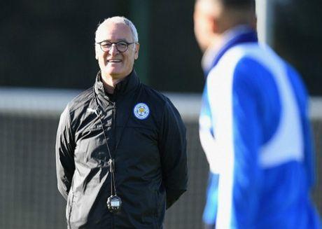 Leicester City ru bo ngai vang NHA, om mong troi Au - Anh 2