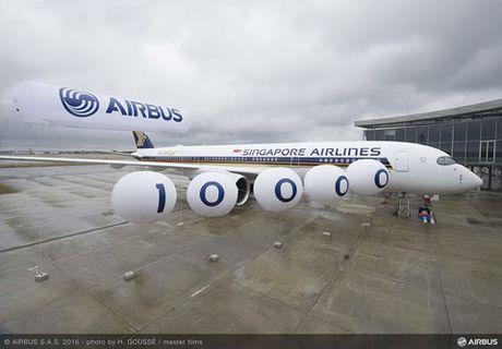 Airbus ban giao chiec may bay thu 10.000 - Anh 1